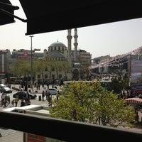 Photo prise au Gaziosmanpaşa Meydanı par Kubilay K. le4/6/2013