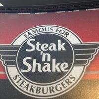 Photo taken at Steak 'n Shake by Maddi M. on 6/18/2013