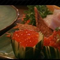 Photo taken at Sachi Sushi by Nina R. on 2/8/2013