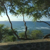 Photo taken at Diamond Head Scenic Point by Chris N. on 1/16/2017