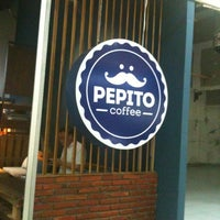 Photo taken at Pepito Coffee by Sutikno Q. on 5/26/2013