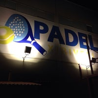 Photo taken at Padel Xirivella by Jose L. R. on 12/16/2013