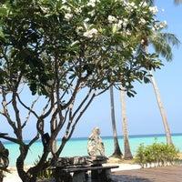 Photo taken at Phi Phi Island Village Beach Resort & Spa by Basak B. on 3/20/2013