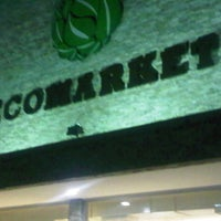 Photo taken at EcoMarket by Mariale F. on 3/8/2013