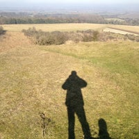 Photo taken at Pegsdon Hills Nature Reserve by James A. on 2/17/2013