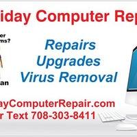 Photo taken at Holiday Computer Repair by Holiday Computer Repair on 3/4/2014