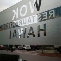 Photo taken at Restaurante Wok Hawai by Iban N. on 3/25/2013