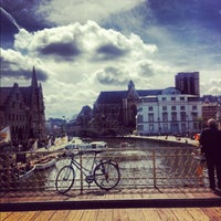 Photo taken at Ghent by Desiree S. on 5/9/2013