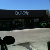 Photo taken at QuikTrip by Amy H. on 3/10/2013