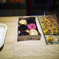 Photo taken at Vanhollano Bakery by Reza A. on 1/25/2016