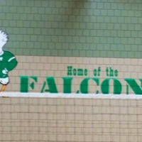 Photo taken at Faribault Middle School by Aaron O. on 10/12/2013