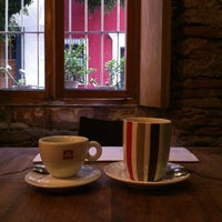 Photo taken at Alda Café by Aria H. on 7/6/2013