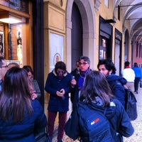 Photo taken at Caffè Dell'Accademia by Chris S. on 3/2/2014