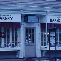 Photo taken at Schneider's Bakery by Mary M. on 1/30/2013