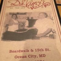 Photo taken at DaVinci's Restaurant by Mario P. on 8/24/2015