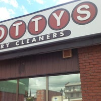 Photo taken at Cottys Dry Cleaners by Dominic L. on 7/28/2013