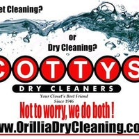 Photo taken at Cottys Dry Cleaners by Cottys Dry Cleaners on 9/26/2013