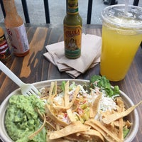 Photo taken at Ocho Mexican Grill by Alex L. on 3/28/2016