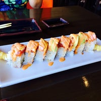 Photo taken at Sushi Ren (Ren Japanese Cuisine) by Alex L. on 7/18/2015