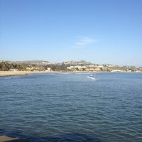 Photo taken at Doheny State Beach by Jerry F. on 3/22/2013