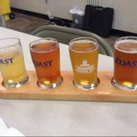 Photo taken at COAST Brewing Company by Matt K. on 7/11/2013