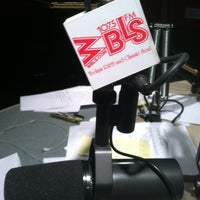 Photo taken at WBLS-FM 107.5 by Kandice D. on 2/19/2013