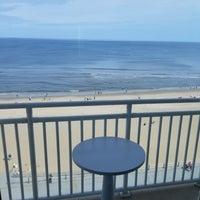 ... Photo Taken At Hilton Garden Inn Virginia Beach Oceanfront By Anthony  B. On 4/ ...