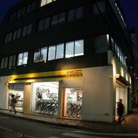 Photo taken at セオサイクル国立店 by みっくん on 5/9/2013