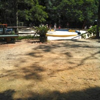 Photo taken at Parque Alfredo Volpi by Fabio B. on 2/24/2013