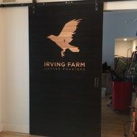 Снимок сделан в Irving Farm HQ пользователем Michael F. 3/11/2016
