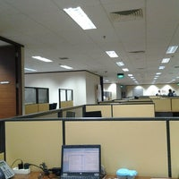 Photo taken at PT TRAKINDO UTAMA -Service Business Systems (11th floor) by Yulrike R. on 2/17/2014