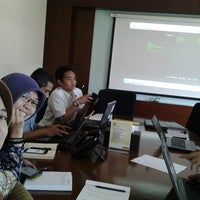 Photo taken at PT TRAKINDO UTAMA -Service Business Systems (11th floor) by Yulrike R. on 7/21/2014