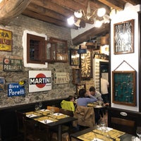 Photo taken at Osteria Dal Pignotto by Luca T. on 5/21/2018