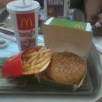 Photo taken at McDonald's by Wen S. on 4/18/2013