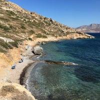 Photo taken at Telendos Island by Nikos K. on 9/28/2016
