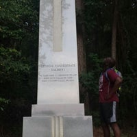 Photo taken at Georgia Monument - Kennesaw Mntn by Macajuel on 8/7/2014