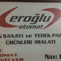 Photo taken at Eroğlu CNC Otomat Sanayi by Ersan A. on 2/11/2013