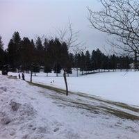 Photo taken at Coeur d'Alene Golf Club by Melissa M. on 1/1/2013