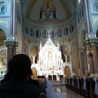 Photo taken at Basilica of Our Lady of Perpetual Help by Shawn B. on 10/6/2012