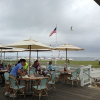 Photo taken at Beach House Grill at Chatham Bars Inn by Shawn B. on 7/28/2013