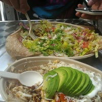 Photo taken at Ocho Mexican Grill by Andrea D. on 3/2/2013