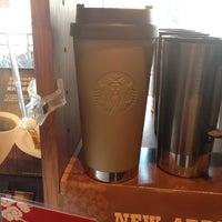 Photo taken at Starbucks by Janus C. on 10/28/2013