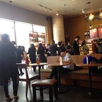 Photo taken at Starbucks by Janus C. on 11/11/2013