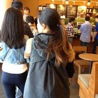Photo taken at Starbucks by Janus C. on 11/4/2013