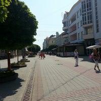 Снимок сделан в Стометровка пользователем Vladimir S. 7/6/2013