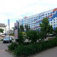 Снимок сделан в Отель «Надия» пользователем Vladimir S. 5/28/2013