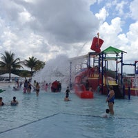 Photo taken at Splash Waters Water Park by Ildar on 6/11/2014