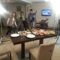 Photo taken at Konak Residence Hotel Restaurant by ümit A. on 11/27/2013