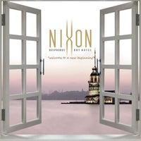 Photo taken at Nixon Bosphorus Hotel by Seda İ. on 2/14/2013