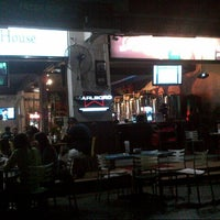 Photo taken at Batam Fresh Beer by Yuddy P. on 5/30/2014